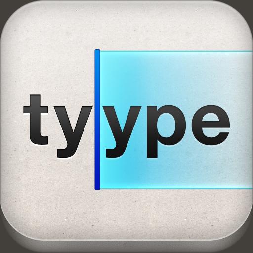 Tyype HD iOS App Icon