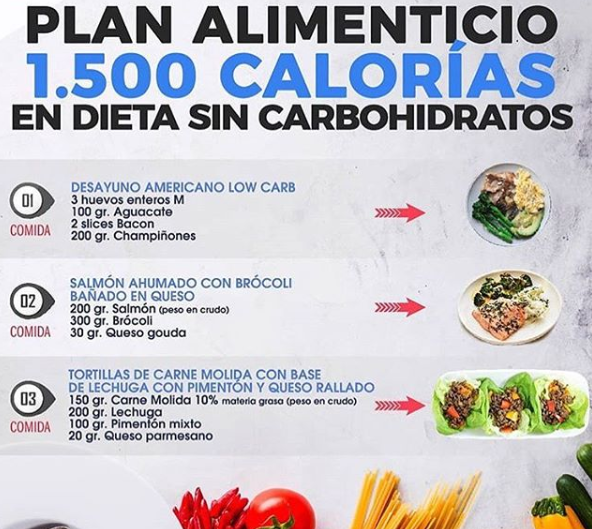 necesita un plan de dieta cetosis con 30 gramos de carbohidratos