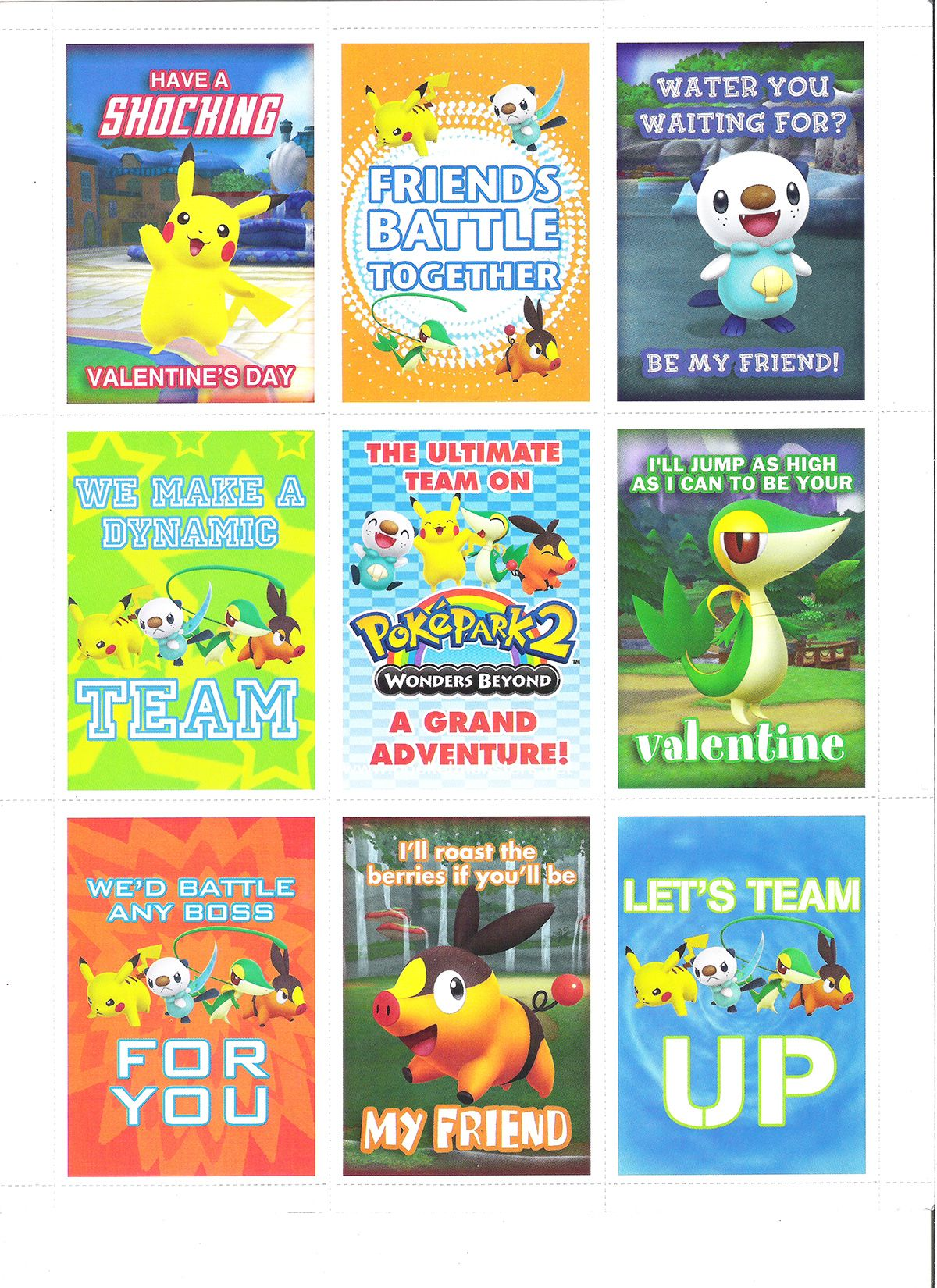 photograph relating to Pokemon Valentine Cards Printable known as printable valentines working day playing cards - Google Glance Crafts