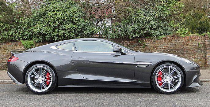 Used Aston Martin Vanquish For Sale Romans International UK - Aston martin used for sale