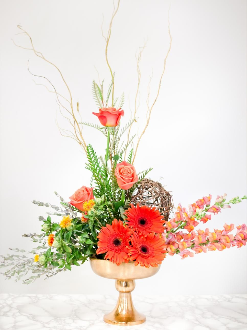 37 Easy Fall Flower Arrangement Ideas Interior Design