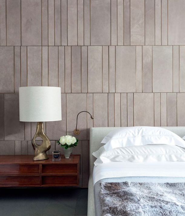 Bedroom Wall Coverings 2017: The Top 10 Interior Design Trends For 2017