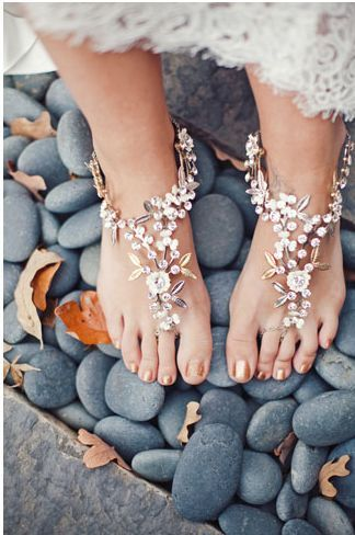 9a89047fafe boho wedding sandals from greenweddingshoes.com