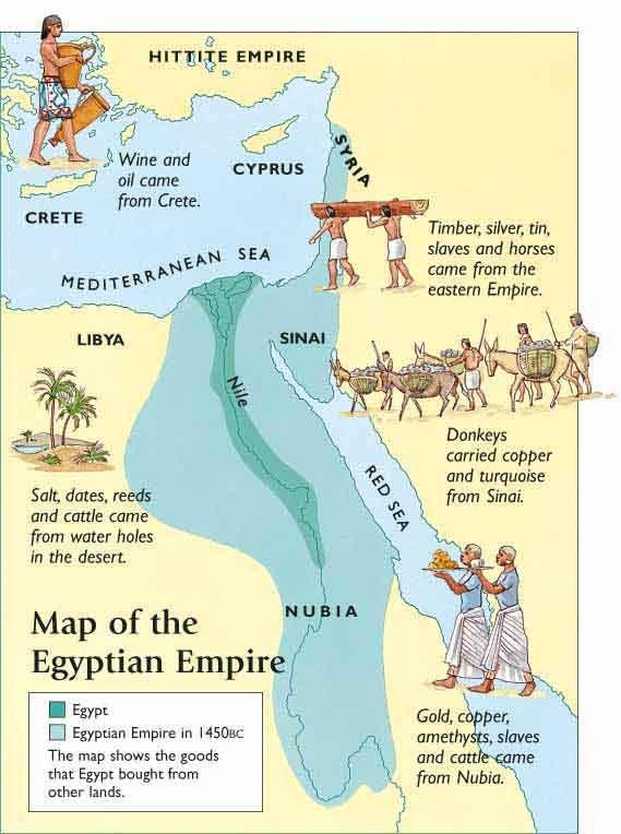 Cartina Del Egitto.Mappa Dell Impero Egiziana Antico Egitto Mappe E Egitto
