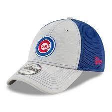 322a4abb7e7 Mens Chicago Cubs Shadow Turn 2 Bullseye Adjustable Hat By New Era ...