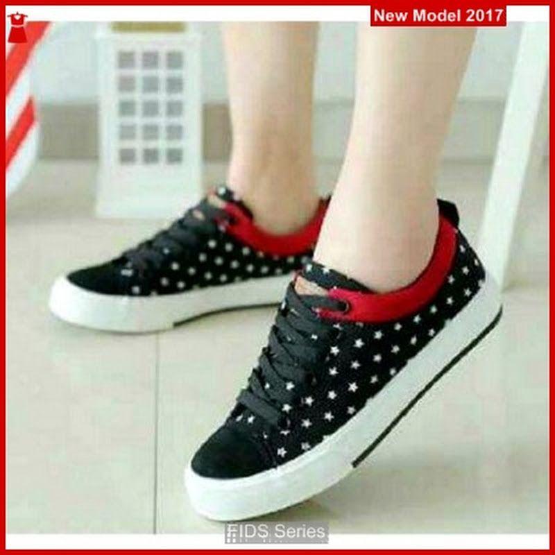 Fids083 Sepatu Wanita Sepatu Kets Yongki Komaladi Sepatu Kets