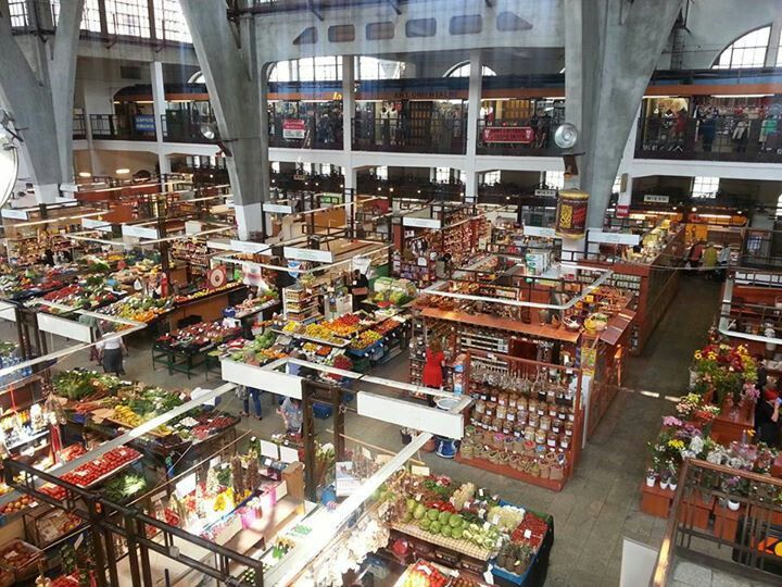 Wroclaw indoor market | One of many dreams. | Pinterest