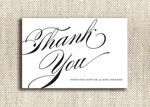 1000 images about Printable wedding ideas – Free Printable Wedding Thank You Cards