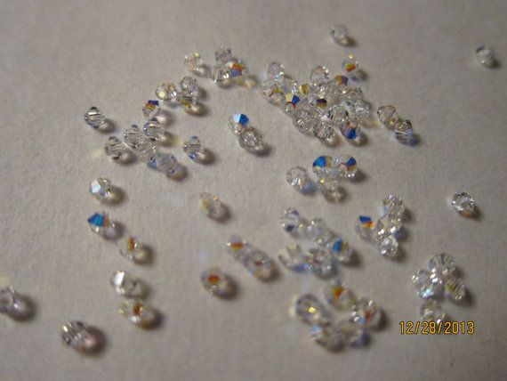 20% OFF 2.5mm Swarovski 5328 Xillion by CherryBlossomSurplus