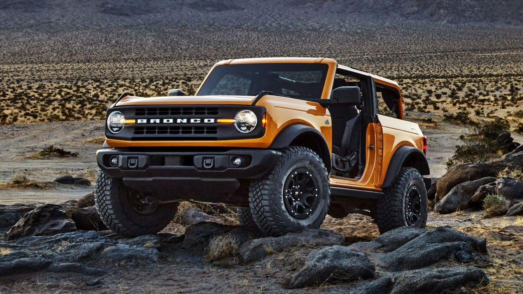 2021 Ford Bronco revealed Specs, features, performance