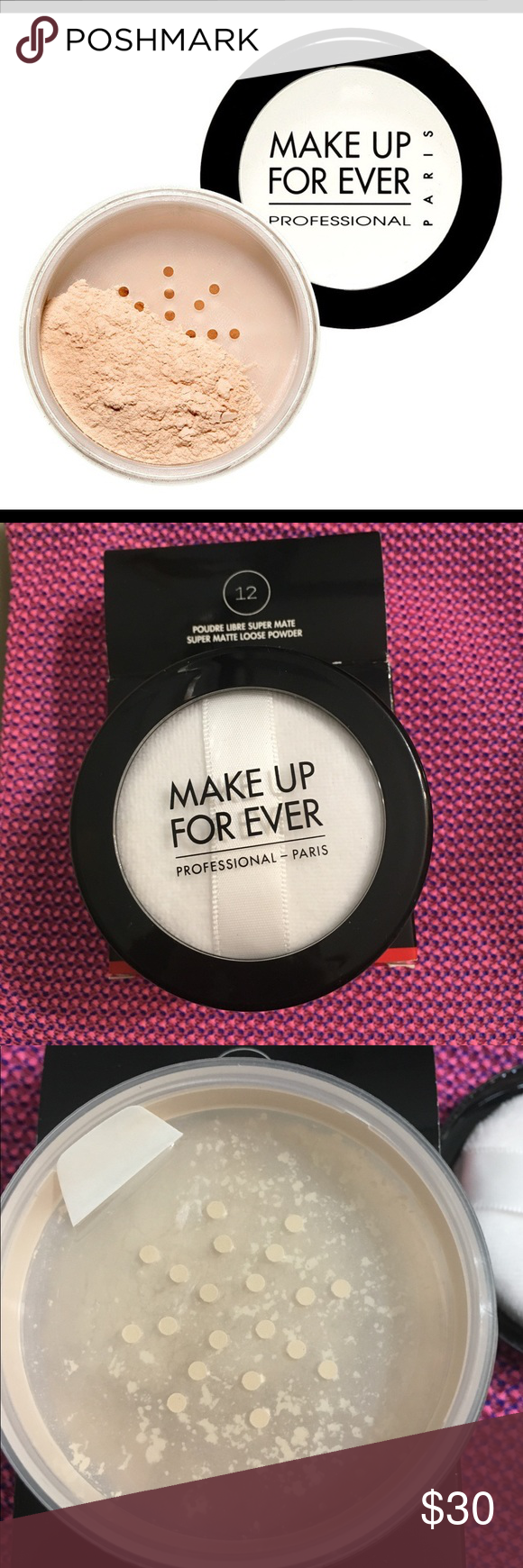 Makeup Forever Loose Face Powder Sealed BNIB in 2020