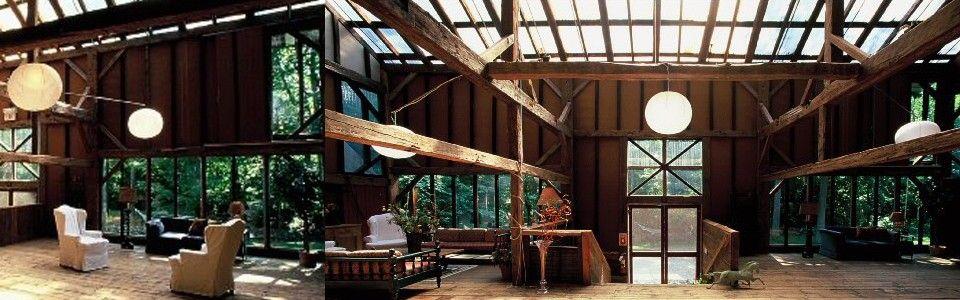 The Barn Race Brook Lodge