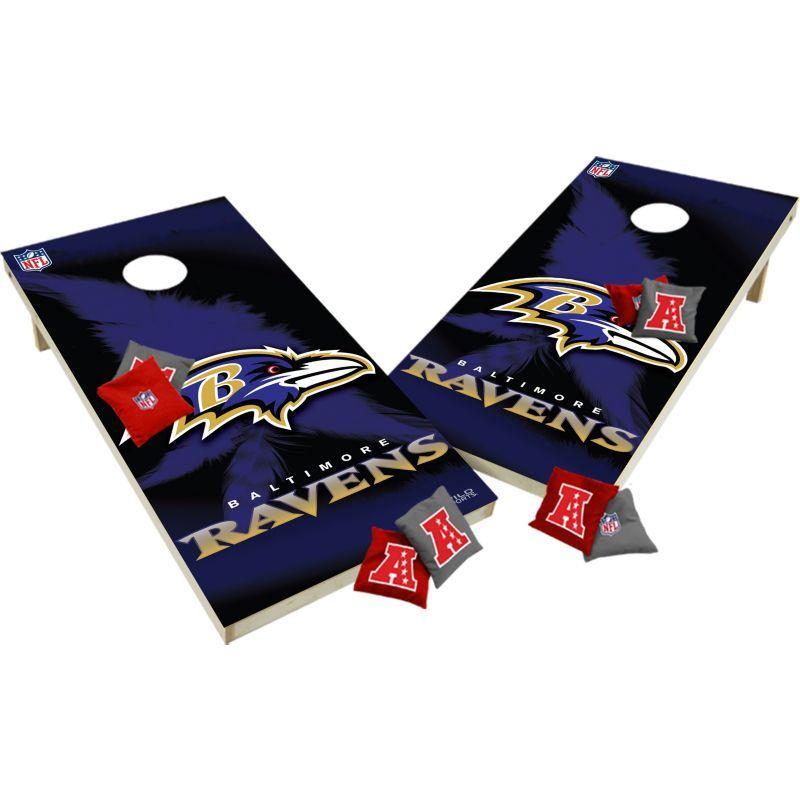 Wild Sports 2 X 4 Baltimore Tailgate Bean Bag Toss Shields