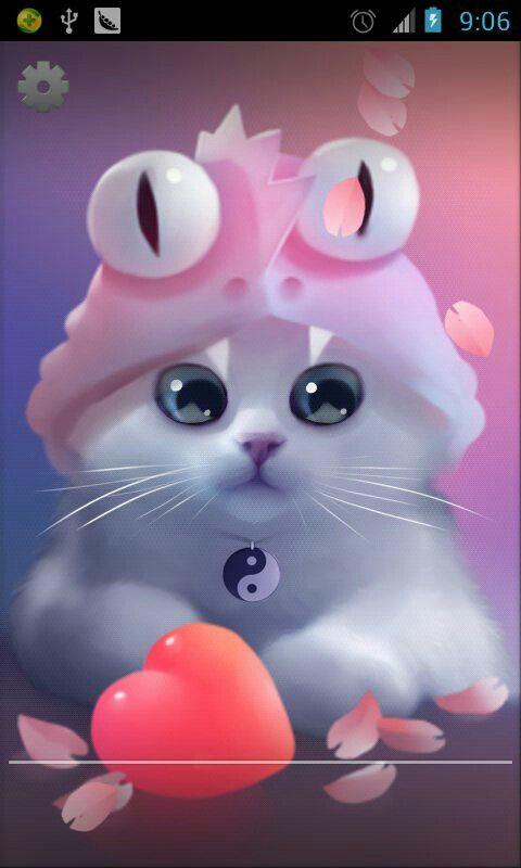 Me Gusta Los Gatitos Cute Art Cute Drawings Cute Pokemon Wallpaper