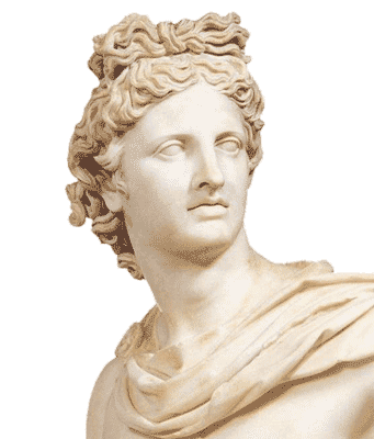 Protect Your Home From The Things That Lurk In The Dark Corners With A Apollo Defensive Blessing Http Wp Me P3xdmo 23 Statue Roman Statue Greek Sculpture