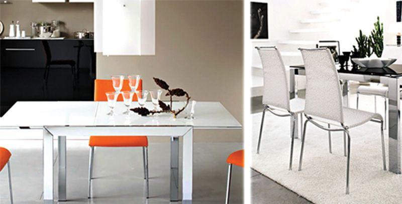 Tavolo con sedie - Calligaris - Offerta arredamento completo a 8.590 ...
