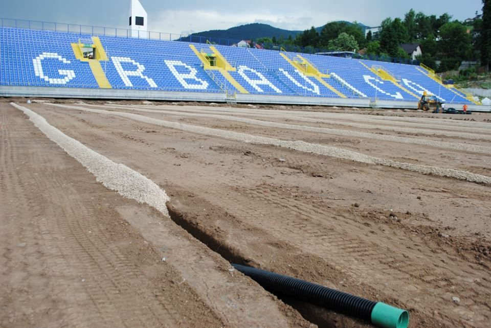 rekonstrukcija terena (With images) Sarajevo