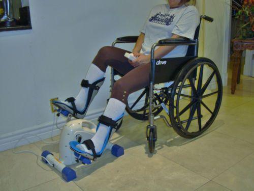 Details About Motorized Bike Foot Splints Stroke Training Gloves For The Disabled Elderly Sci