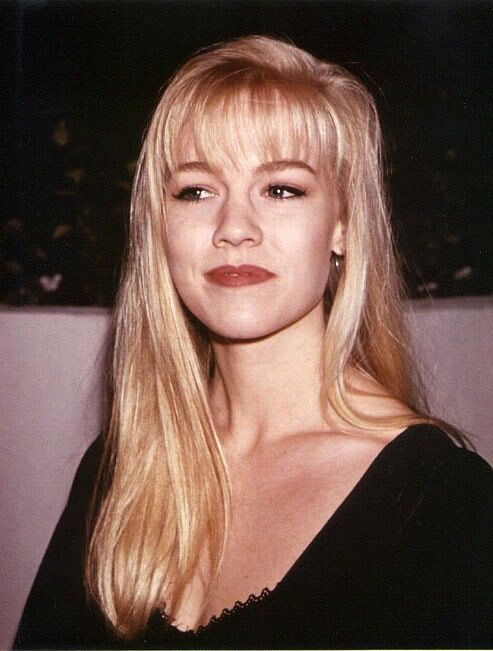 Pin By Heather Smith Delarouge On Jennie Garth Rave Hair Long