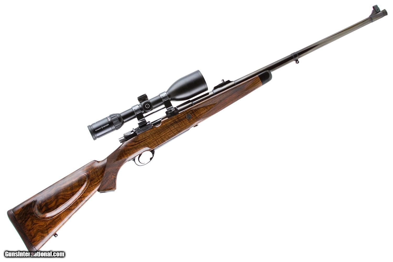 holland holland takedown express left hand magazine rifle 400 h h