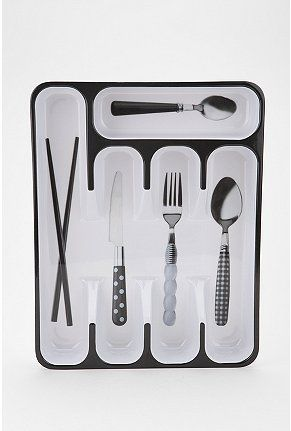 great cutlery tray for your drawer. urban.