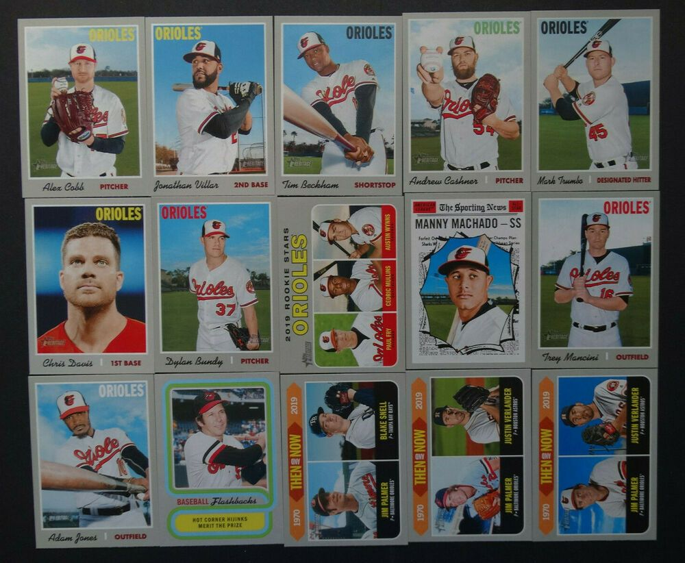 2019 Topps Series 2 Gold Parallel Cards U Pick From list 351-700 //2019 SP