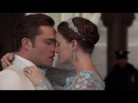 Gossip Girl 6x10 - Chuck & Blair get married \