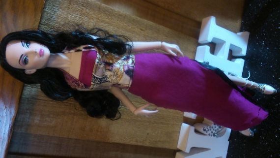 tulabelle poppy teen/Fr16/Tonner ooak outfit by OOAKDancingDolls