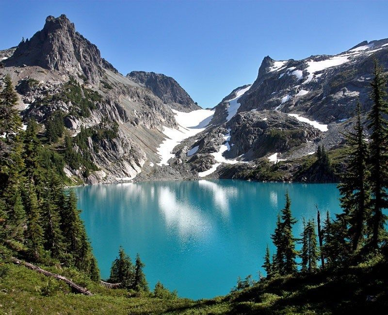 lake jade places washington visit camping cool travel destinations discover