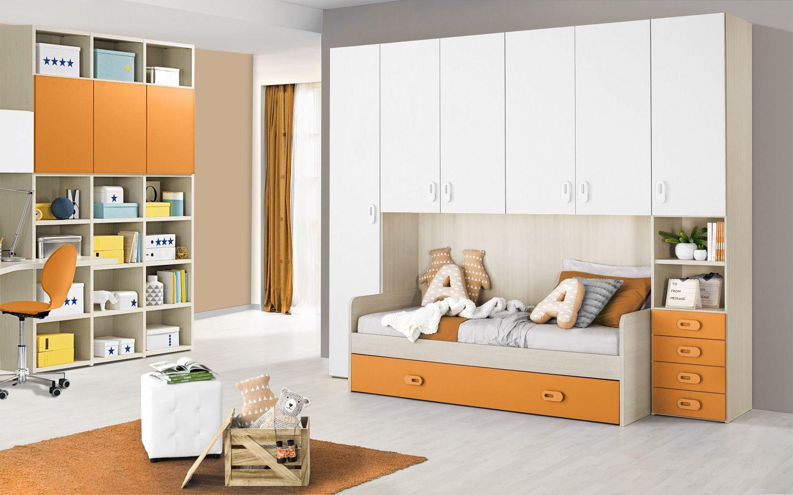 Pannelli Decorativi Per Camerette letto estraibile mondo convenienza