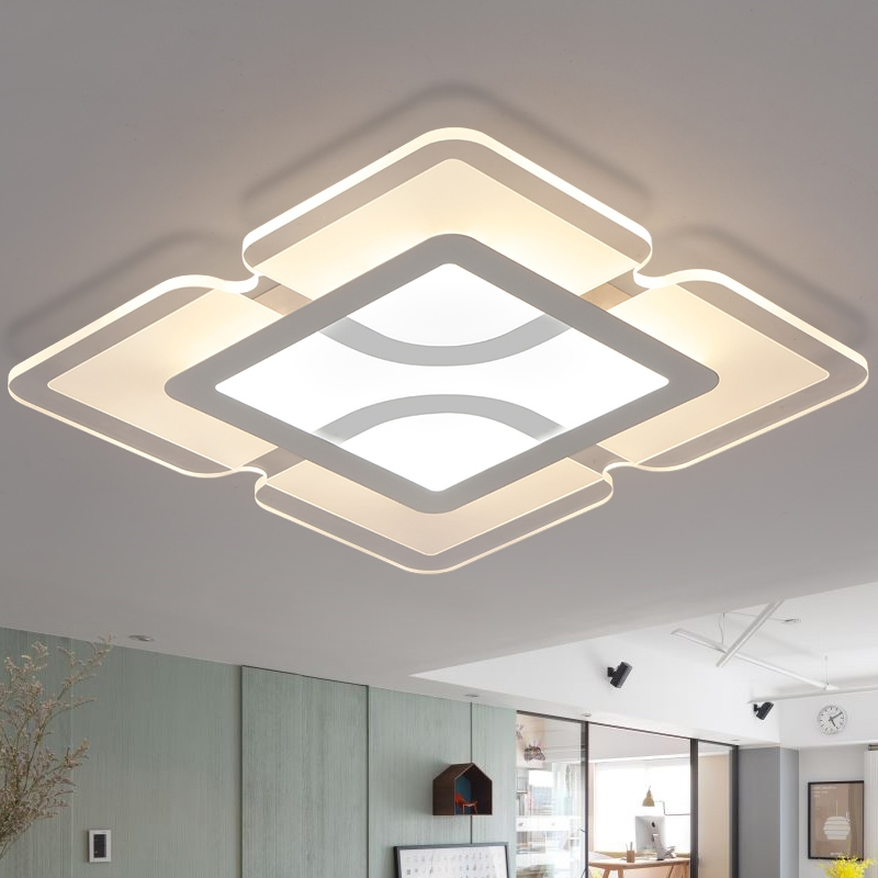100 00 Watch Here Http Aliae0 Worldwells Pw Go Php T 32790646743 Ultra Thin Acrylic Moder Ceiling Design House Ceiling Design Modern Led Ceiling Lights