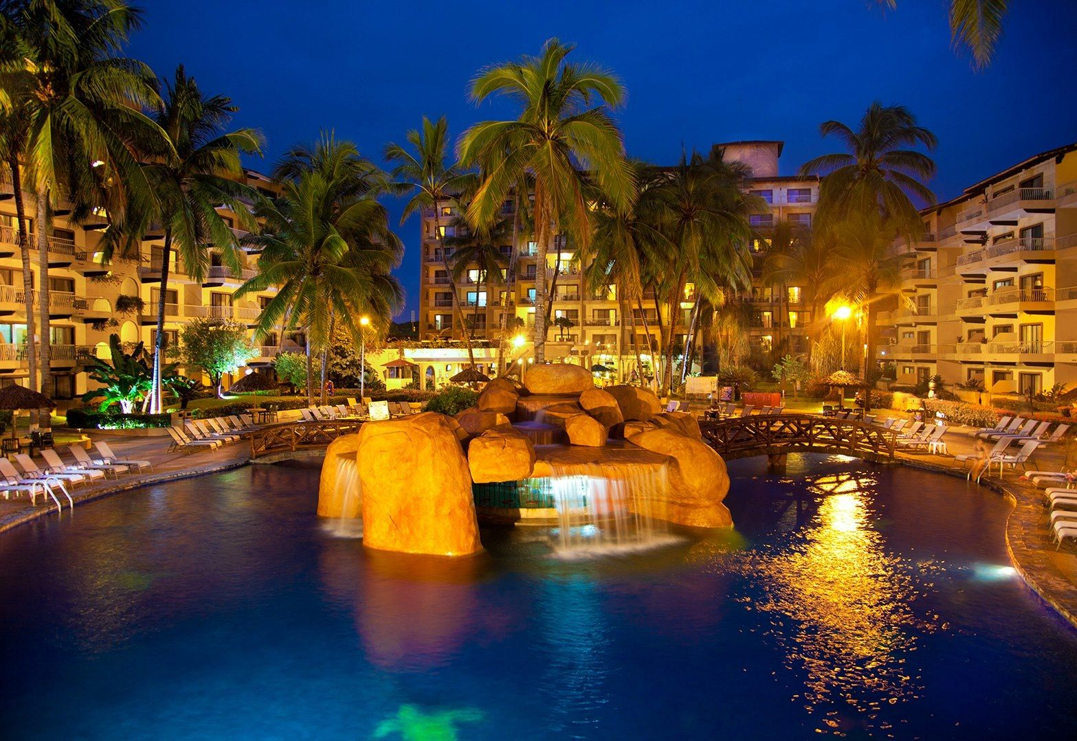 The Villa Del Palmar Beach Resort And Spa Our Favorite Hotel In Puerto