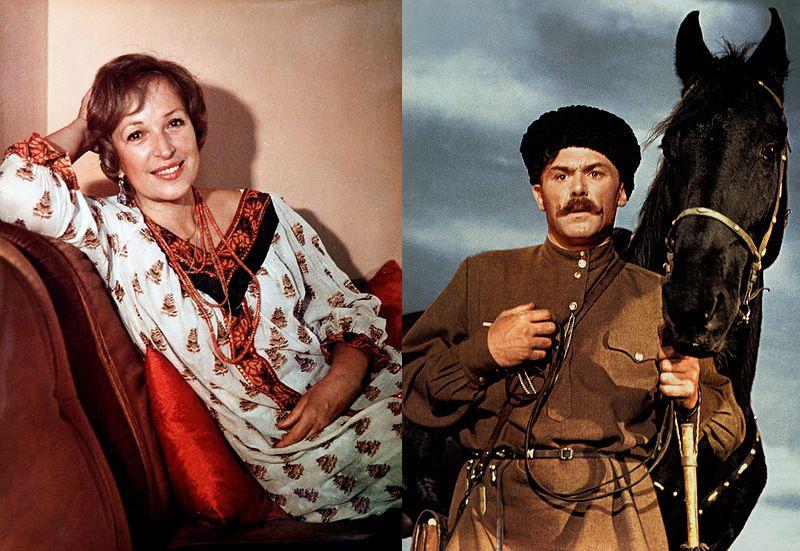 фильм кубанские казаки актеры фото