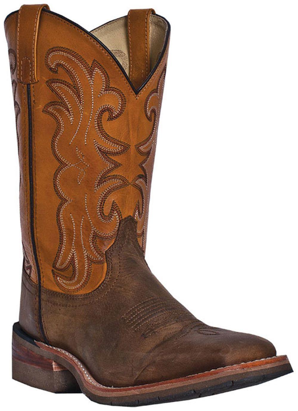 Ferrier Western Boots