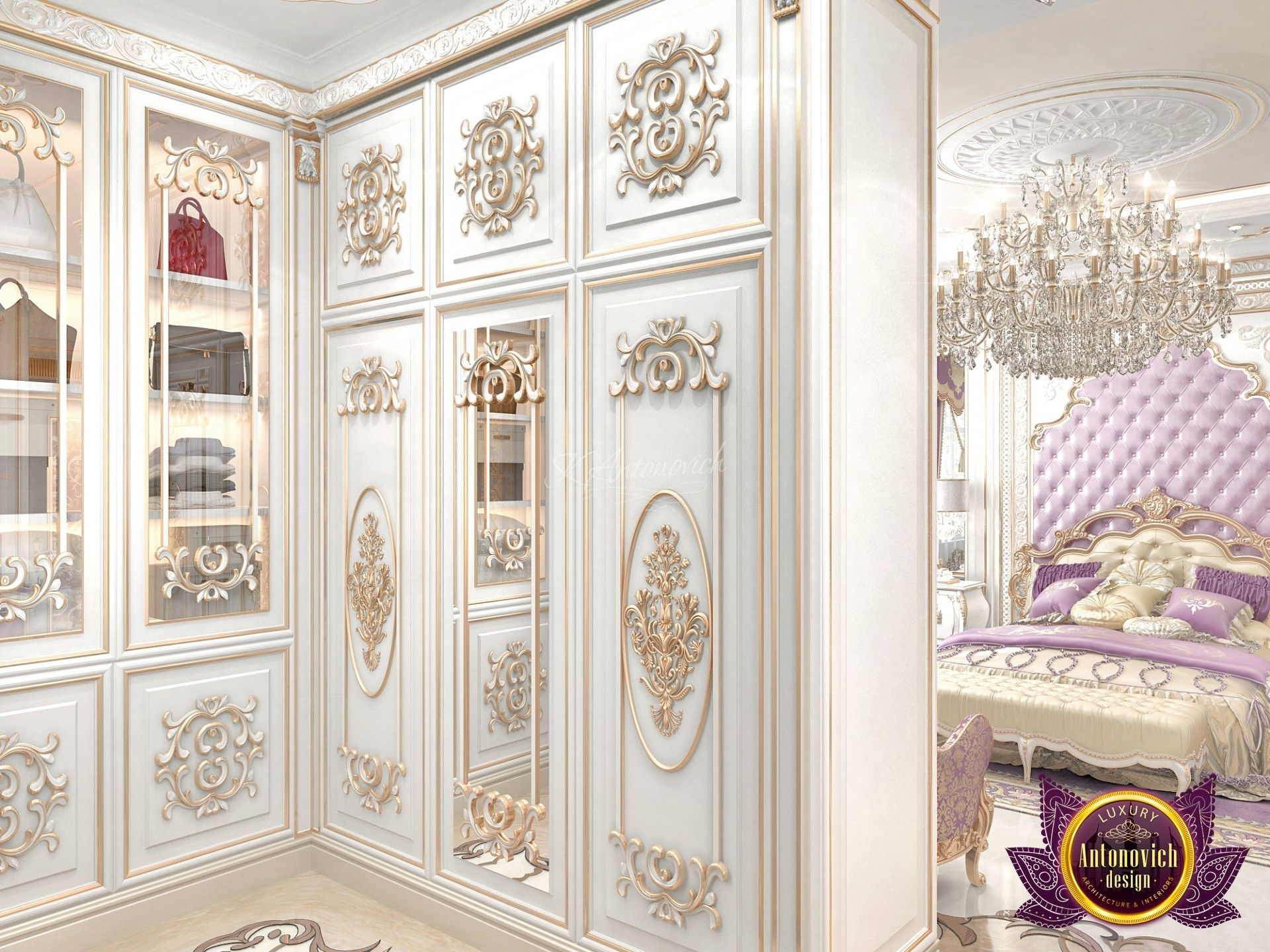 Schlafzimmerschrank Lösungen Luxurious Master Bedroom Interior Design Home In 2019 Master