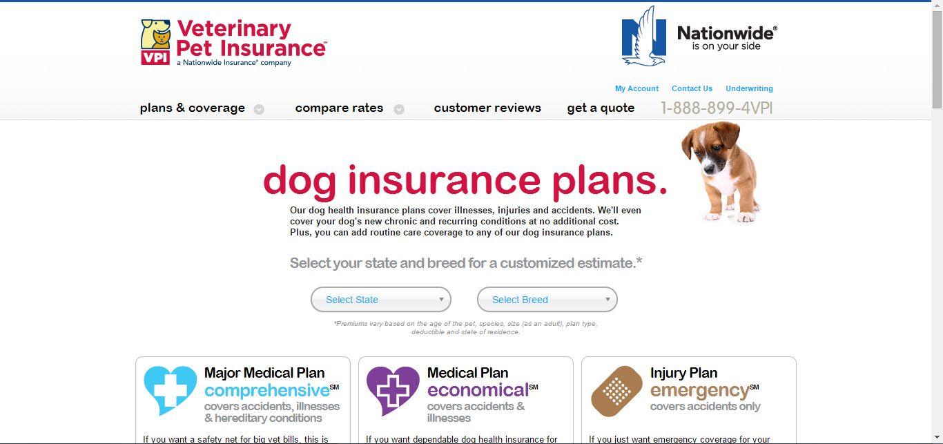 Veterinary Pet Insurance