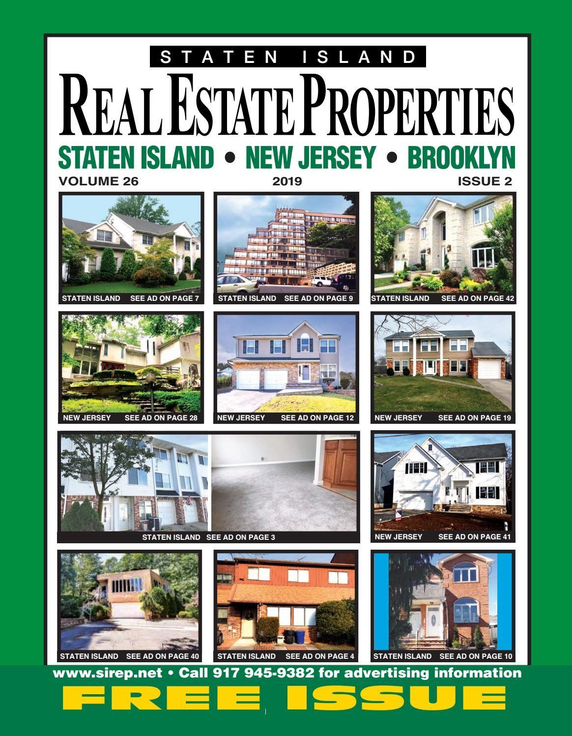 Staten Island Real Estate Properties 2 2019 | Real estate ...