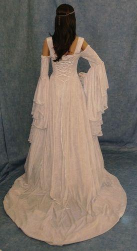 Handfasting medieval wedding dress lotr renaissance fantasy handfasting medieval wedding dress lotr renaissance junglespirit Gallery