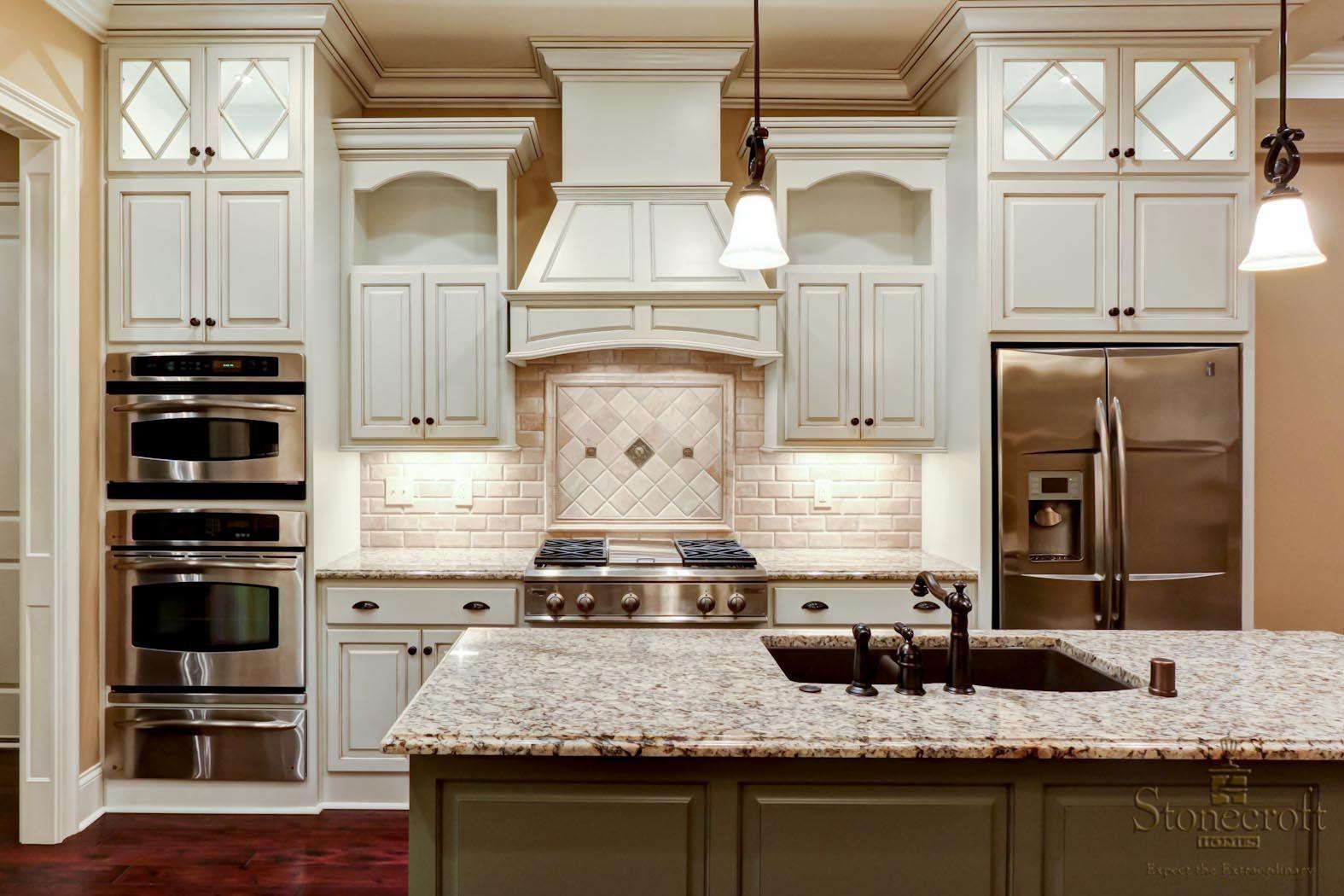 Stonecroft Homes Chinook Wynde Louisville Custom Builder Beautiful Kitchens Kitchen Redesign White Kitchen Traditional