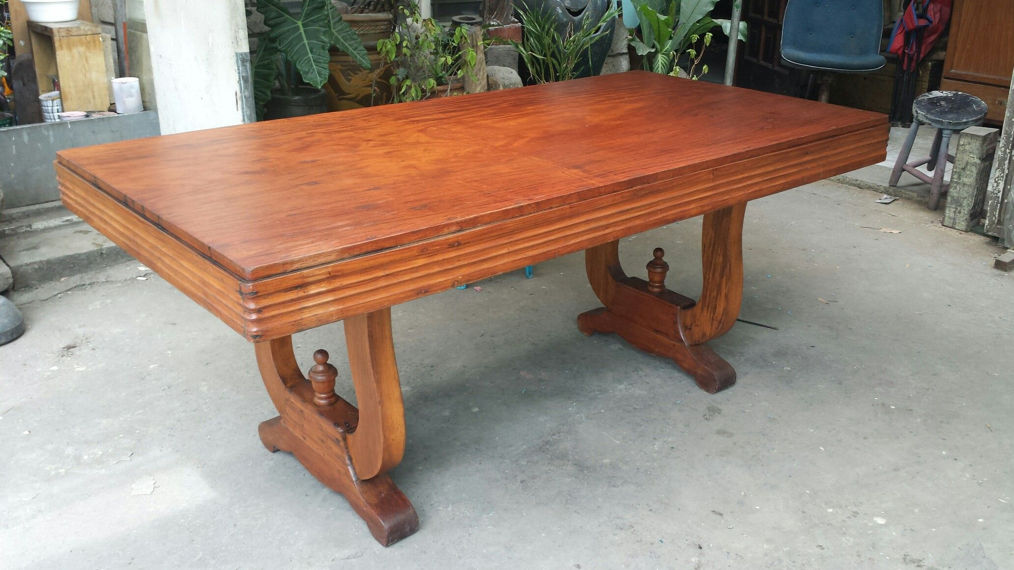 6ft Narra Dining Table Lunti Furniture