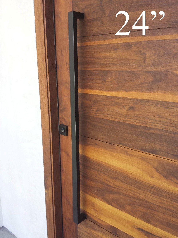 Mercury Handles Matt Black Modern Stainless Steel Sus304 Entrance Entry Commercial Office Store Front Front Door Handles Aluminium Doors Exterior Door Hardware