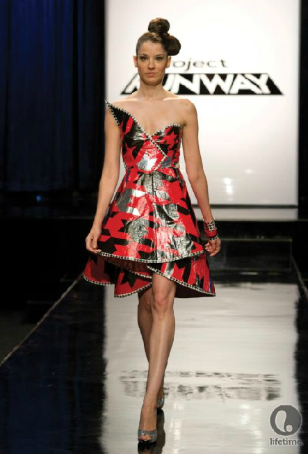 Duct Tape Prom Dress Ideas from \'Project Runway\' | DIY Fashion + ...