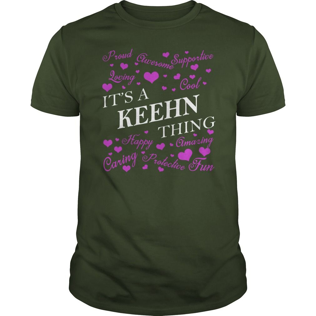 KEEHN Shirts - It's a KEEHN Thing Name Shirts #gift #ideas #Popular #Everything #Videos #Shop #Animals #pets #Architecture #Art #Cars #motorcycles #Celebrities #DIY #crafts #Design #Education #Entertainment #Food #drink #Gardening #Geek #Hair #beauty #Health #fitness #History #Holidays #events #Home decor #Humor #Illustrations #posters #Kids #parenting #Men #Outdoors #Photography #Products #Quotes #Science #nature #Sports #Tattoos #Technology #Travel #Weddings #Women