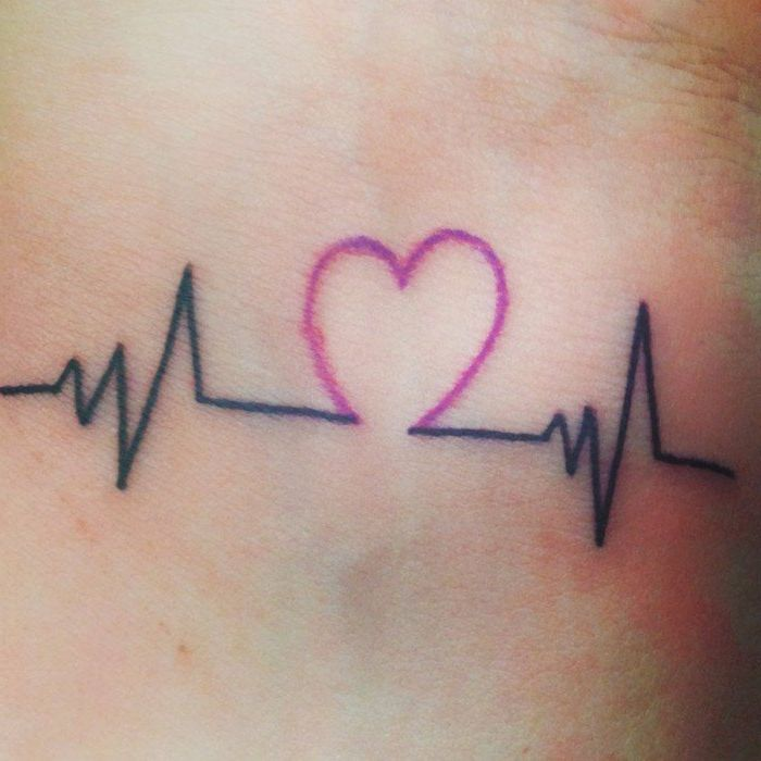 Tatuajes Pequeños De Corazon