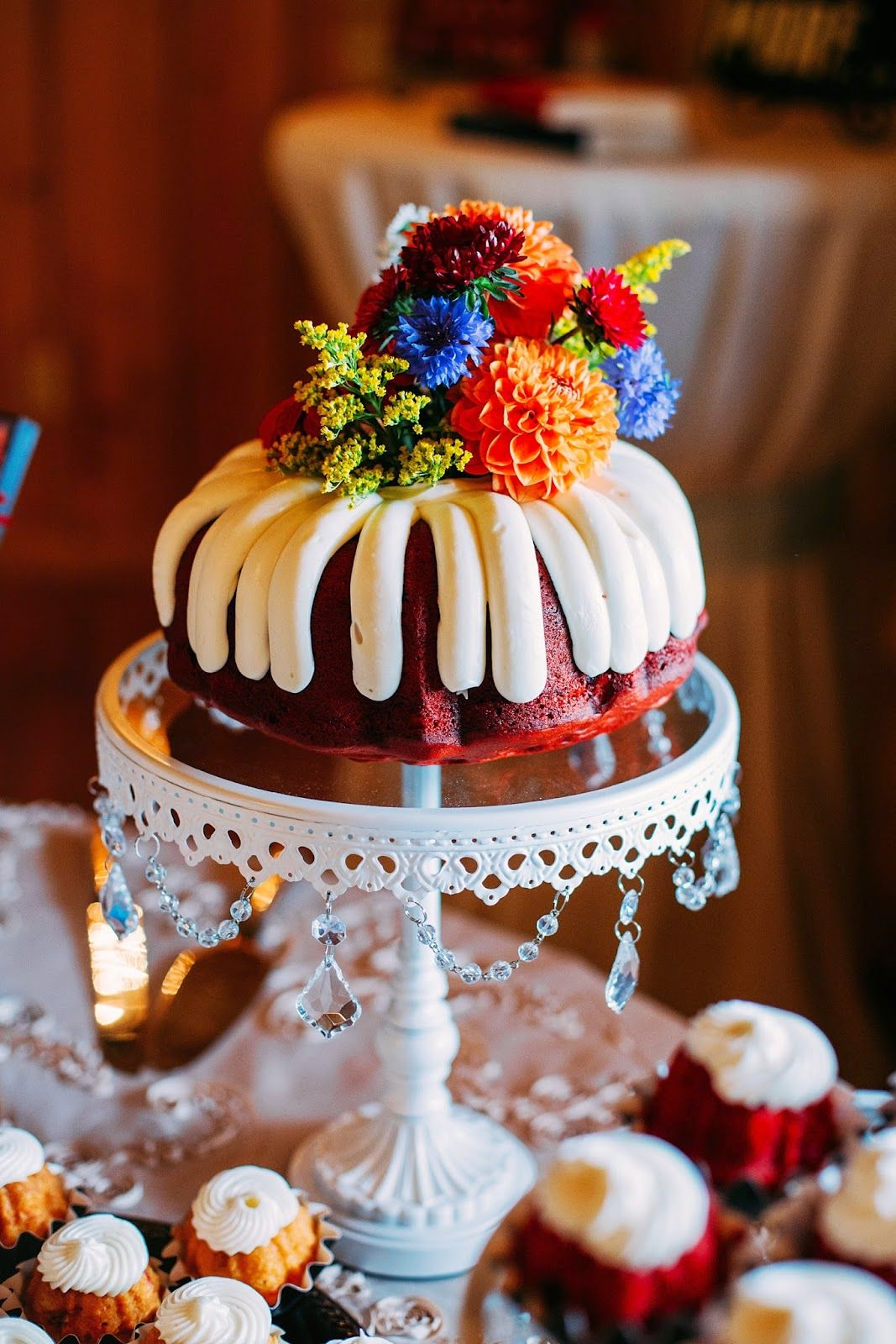 Ryan + Meredith Bunt cakes, Nothing bundt cakes, Cake