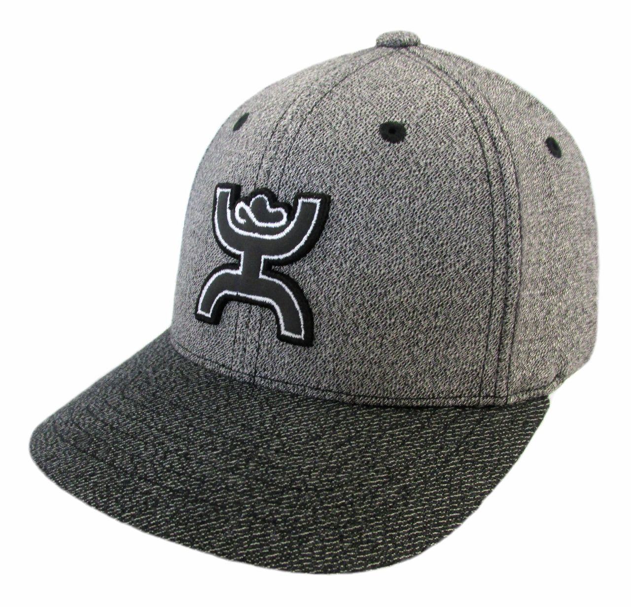 big sale 653a2 60bc1 New arrival at Billy s Western Wear- HOOey Style 1549GYBK Grey Black with  reflective HOOey logo.