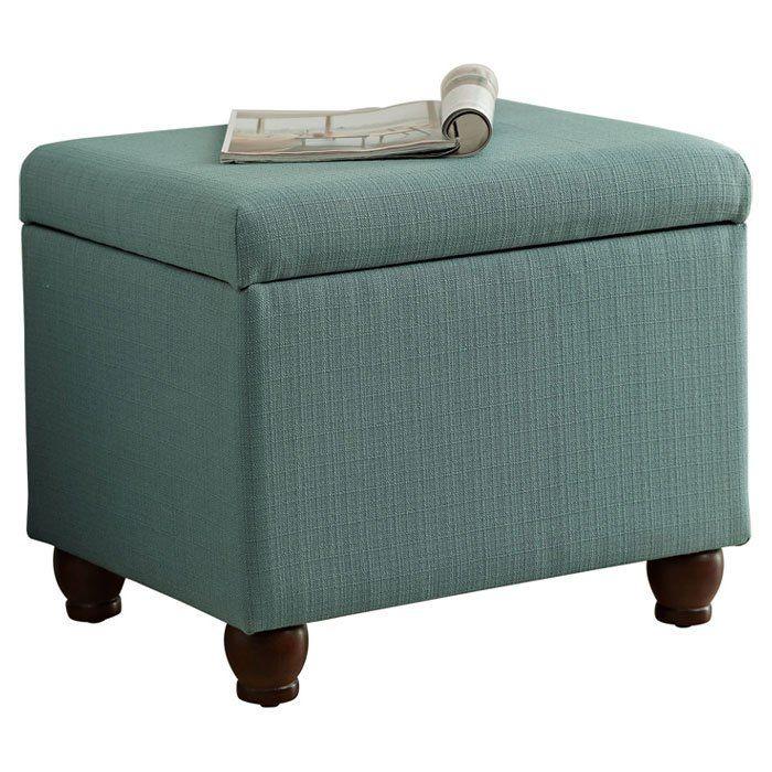 Andover Mills Birmingham Upholstered Storage Cube Ottoman | Storage Cubes,  Ottomans And Storage