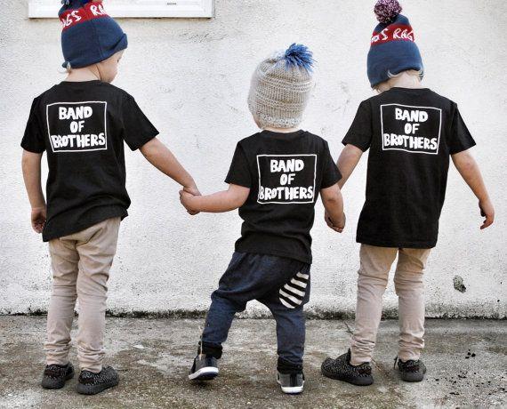 Band of Brothers tshirt, brother tshirt, sibling s