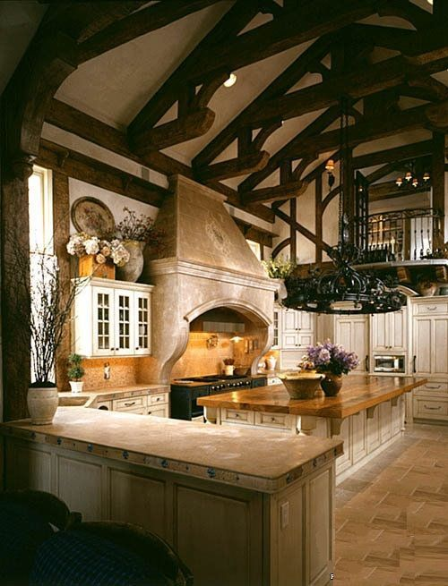 24 Marvelous French Country Kitchen Styles Pinterest French