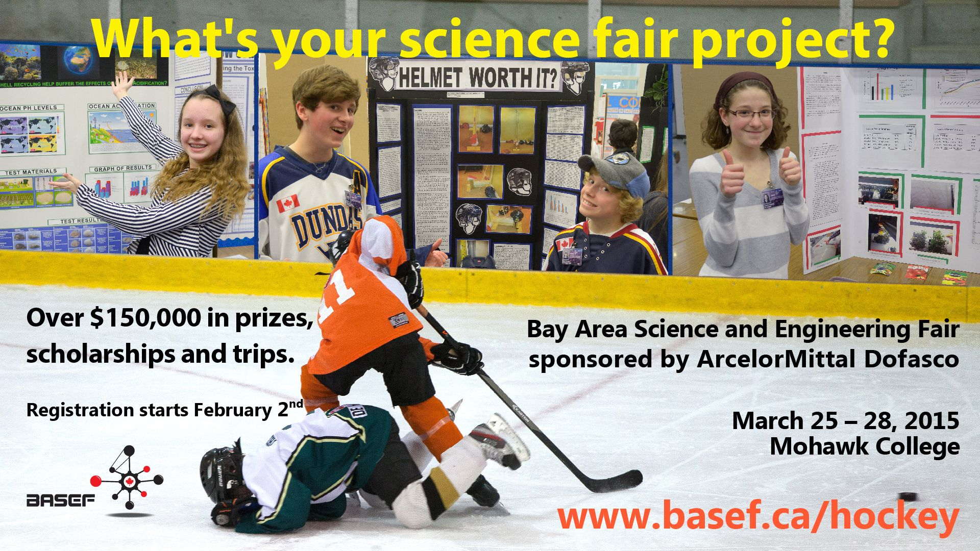 A Science Fair Project Can Be About Hockey Science Fair Projects Science Fair Fair Projects
